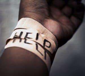 Help Someone Who Self Harms